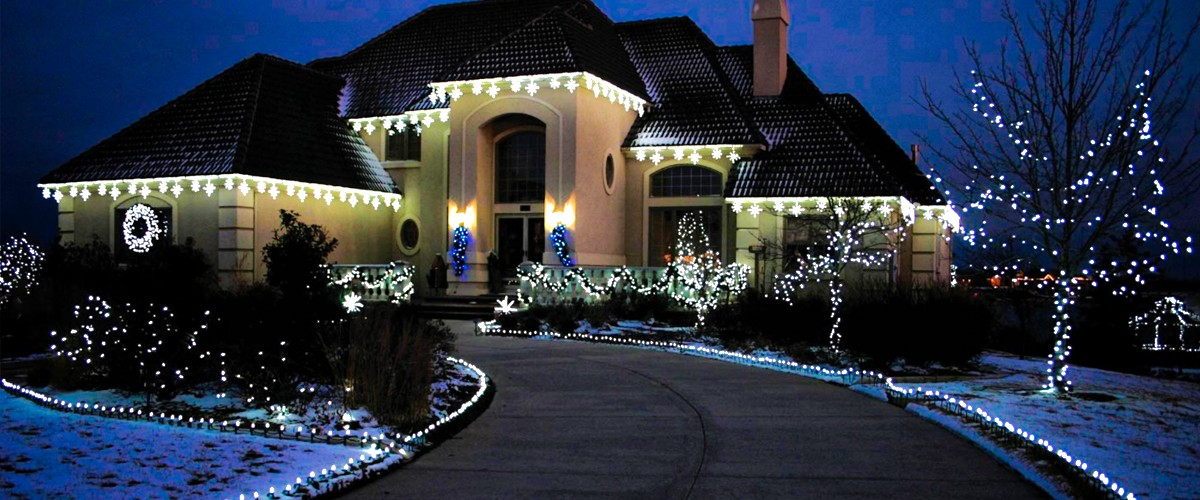 christmas light installers in denver - Christmas Light Decorating Service