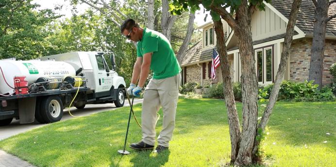 Denver Tree Service - Watering Trees